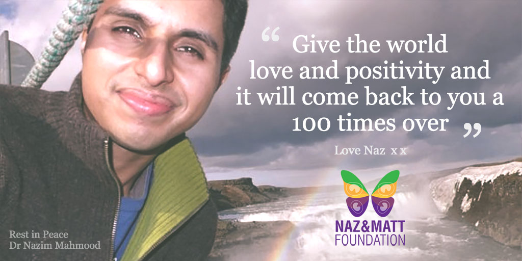 Naz and Matt Foundation - There is no place for homophobia in religion