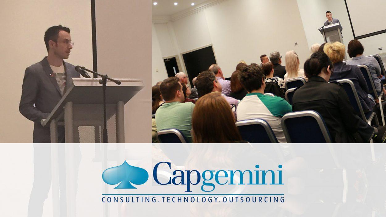 Keynote Speech - IDAHOT Capgemini Event