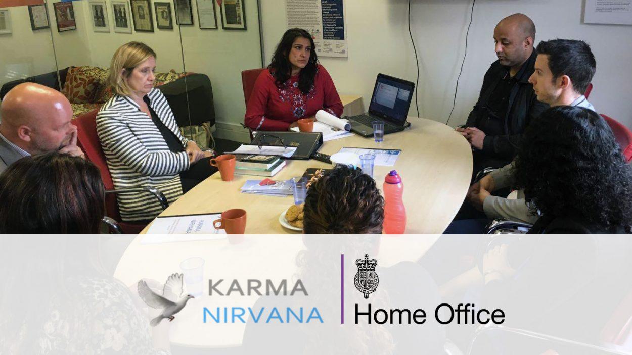 Home Security meets Naz and Matt Foundation