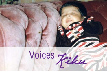 Voices - Kiku Aruba Basu