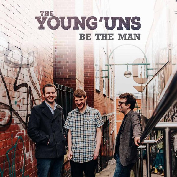 "Young'uns Release ""Be the Man"" - the story of Naz and Matt"