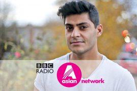BBC Asian Network's Qasa Alom