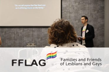 Foundation delivers workshops for FFLAG's 25 Year Anniversary