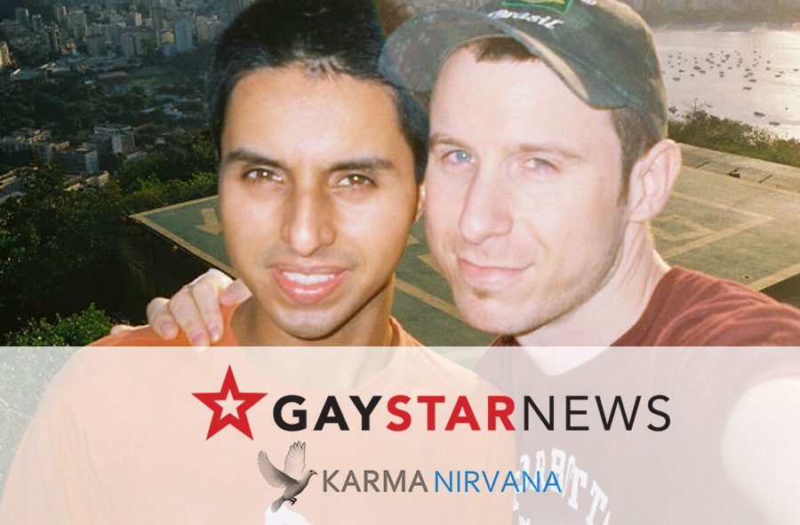 Gay Star News - Karma Nirvana