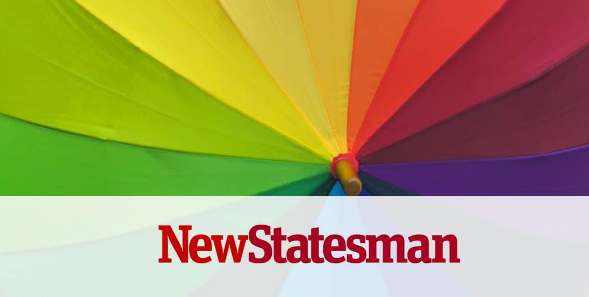 NewStatesman - Ban Gay Cure Therapy