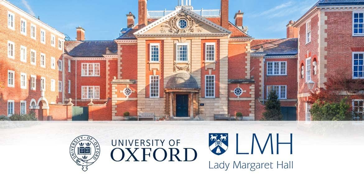 University of Oxford - Lady Margaret Hall - Naz and Matt Foundation