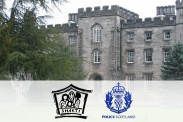 Foundation delivers talk for Police Scotland and Women's Aid Charity