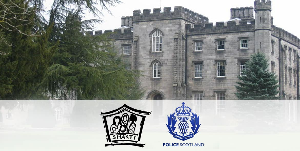 Shakti Womens Aid - Police Scotland Conference