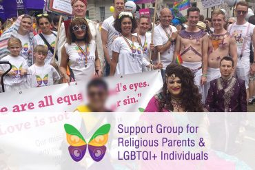 July Support Meetup for Religious Parents & LGBTQI+ Individuals