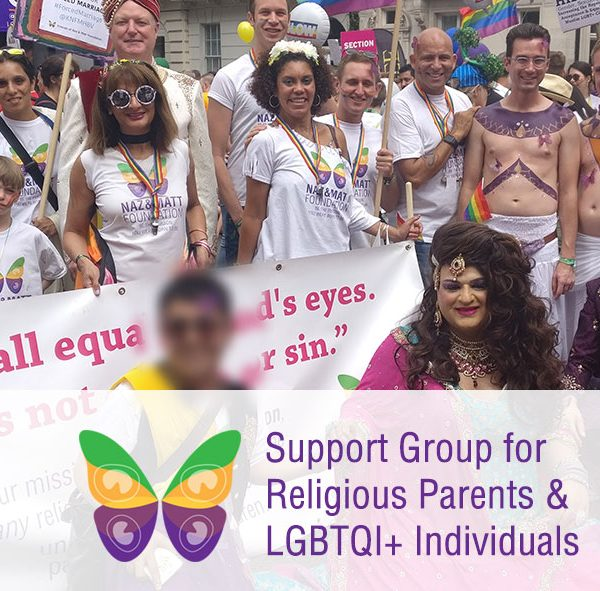 Support Meetup for Religious Parents & LGBTQI+ Individuals