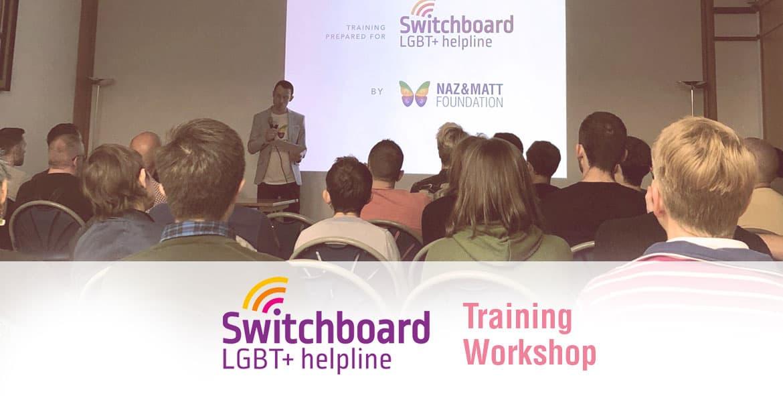 Switchboard.LGBT Training Workshop - Religious Homophobia