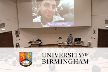 Matt delivers keynote talk at University of Birmingham Medical School event