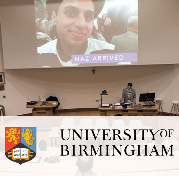 University of Birmingham Medical School 2018