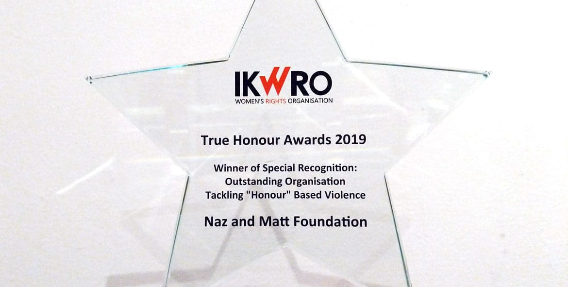 IKWRO True Honour Awards