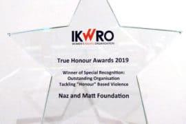 IKWRO True Honour Awards
