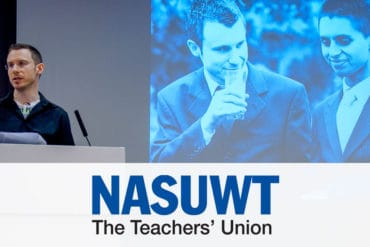 Foundation delivers workshops at NASUWT Teachers' Conference