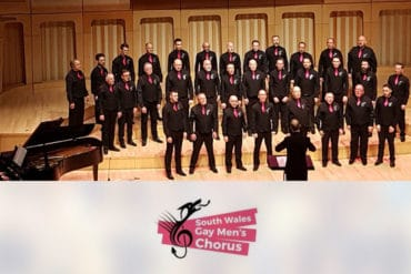 Welsh LGBT+ Choirs Support Foundation at Cardiff Concert