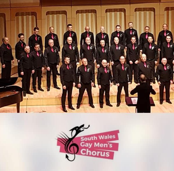 SWGMC Welsh Gay Mens Choir