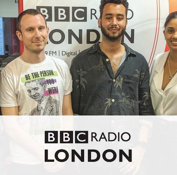 BBC Radio London: Sunny and Shay Talk Religion, LGBT Homelessness