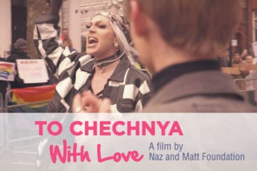 To Chechnya, With Love - London's protest against LGBT purge in Chechnya