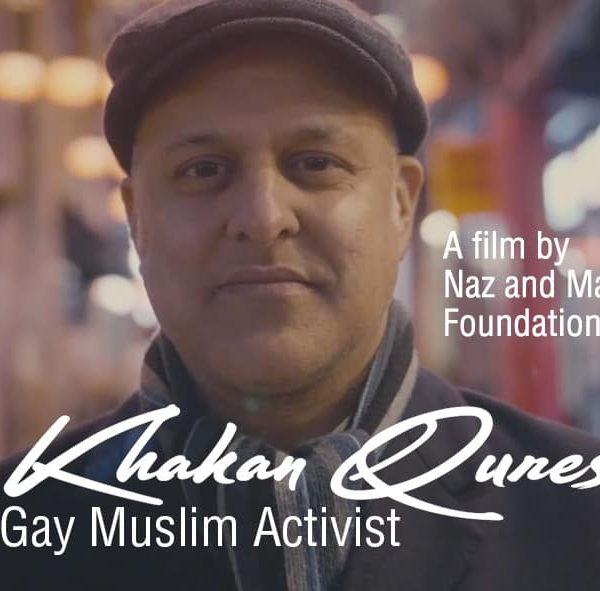 Khakan Qureshi - Gay Muslim Activist