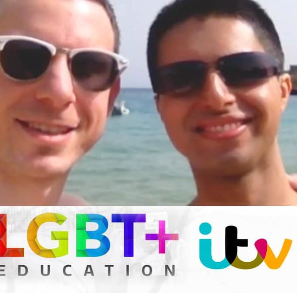 ITV News - LGBT Schools Row - Naz and Matt Foundation