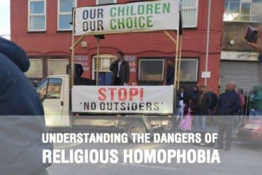 Parkfield Community School - Understanding Parent's Religious Homophobia