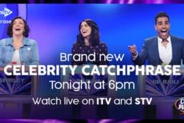 Bhavna Limbachia appears on Celebrity Catchphrase to raise money for Naz and Matt Foundation