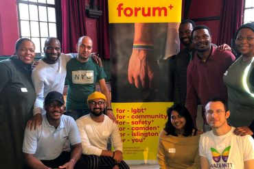 Foundation Takes Part in LGBT+ Drop In