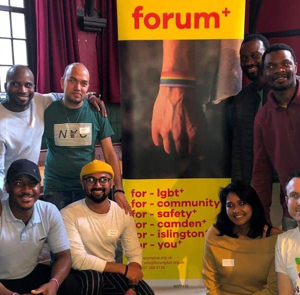 Forum+ LGBT Drop In - Camden, Islington - Say it Loud Club