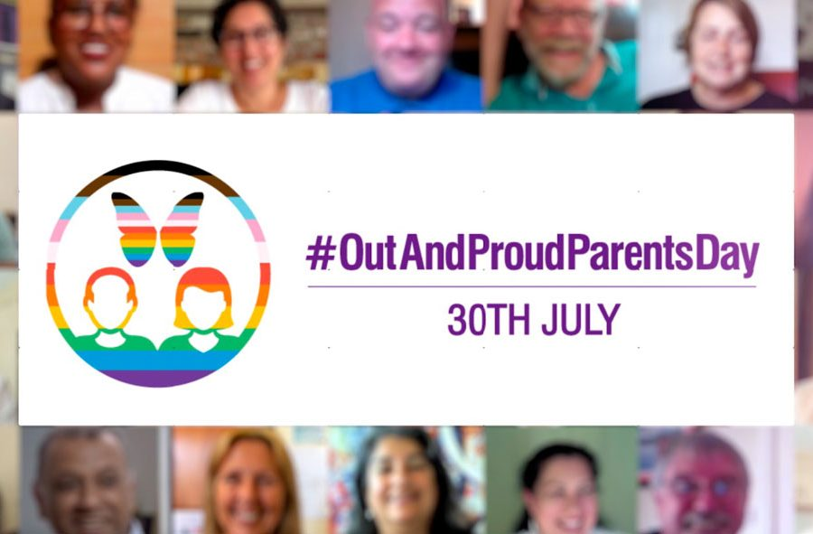 Out And Proud Parents Day 2021