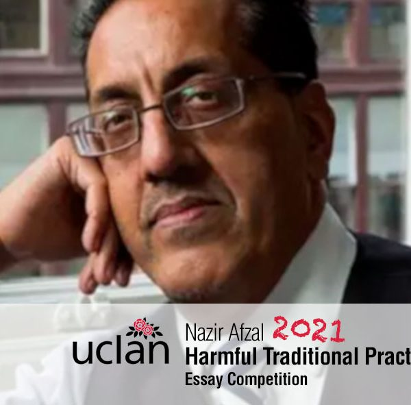 Nazir Afzal - Harmful Traditional Practices Essay Competition