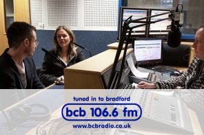 BCB Radio Interview, Bradford October 2016