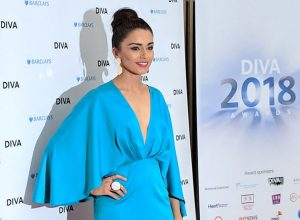 Bhavna Limbachia at the DIVA Magazine Awards 2018