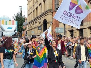Bhavna Limbachia Manchester Pride 2018