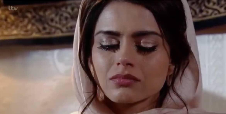 Bhavna Limbachia as Rana Habeeb - Coronation Street