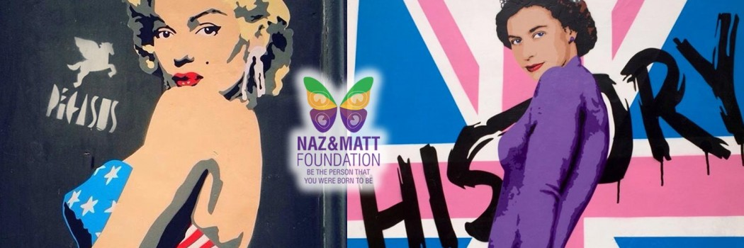 Internationally Renowned Street Artist Pegasus to unveil new artwork for Naz and Matt Foundation