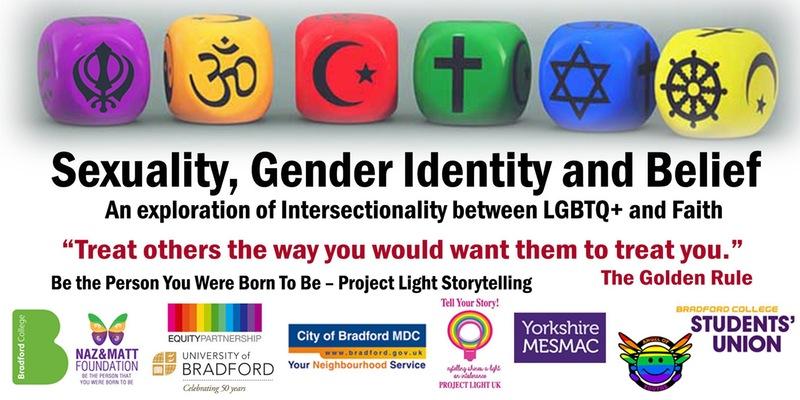 Bradford City Religious Homophobia Event 2016