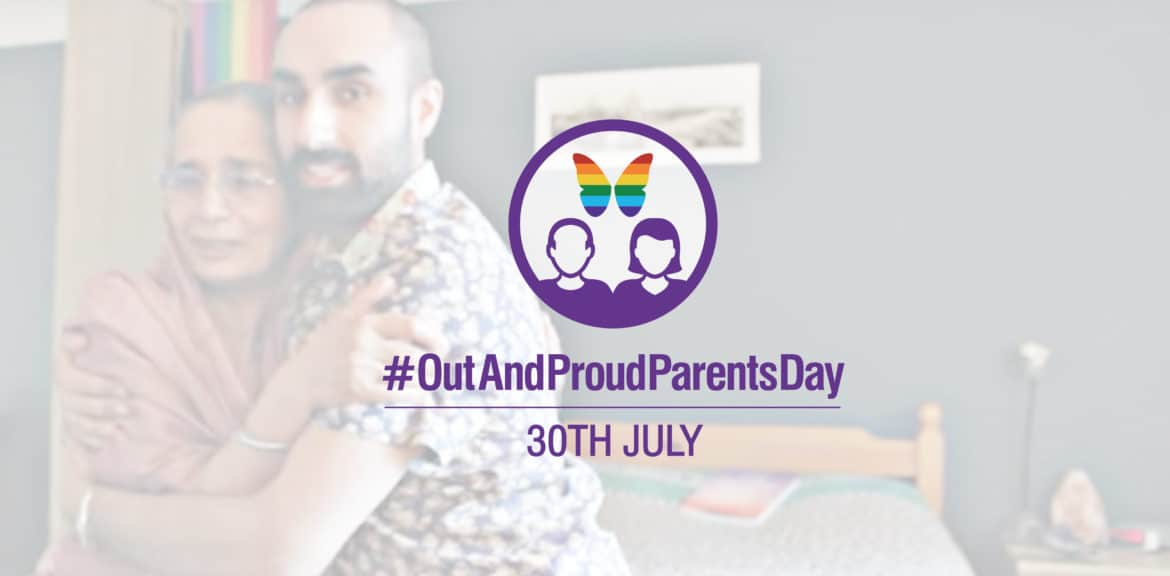 Out and Proud Parents Day
