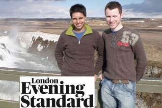 Naz Matt Evening Standard