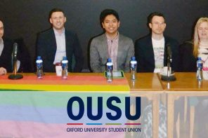 Oxford University Students Union - Panel Debate