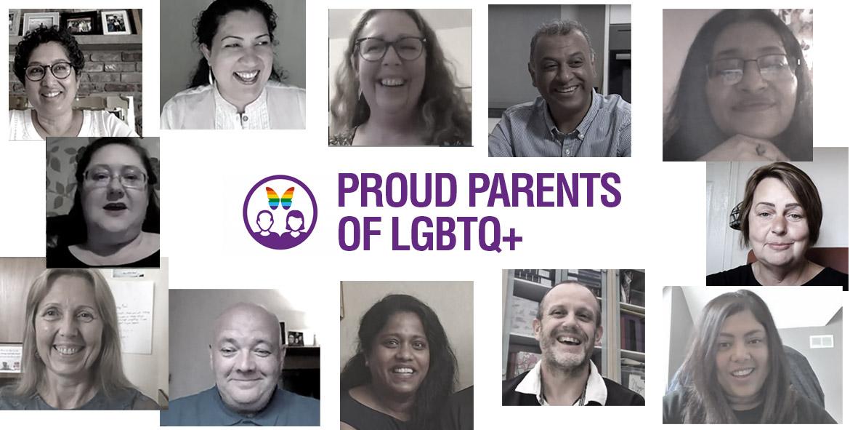 Meet proud parents of LGBTQI+ Individuals