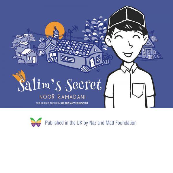 Salims Secret Front Cover (2017 edition)