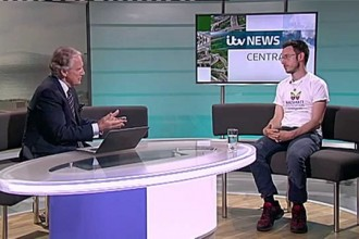 The Journey To Find Acceptance – ITV News Interview [video]
