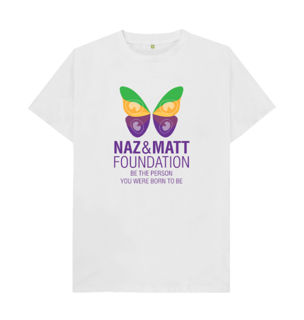 T-shirt with Logo, White